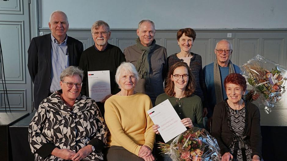 Sozialpreis 2017: Radio RaBe von der Stadt Bern ausgezeichnet