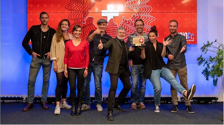 #SwissMusicOnAir-Awards 2021: RadioFr. Freiburg gewinnt