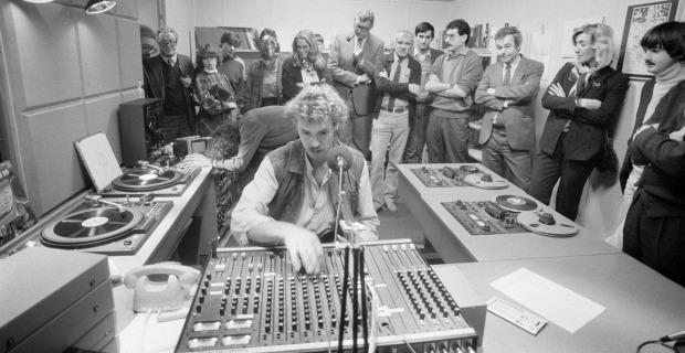 """30 Jahre Lokalradio: """"Wer keinen Sprachfehler hatte, dem standen die Türen offen"""""""