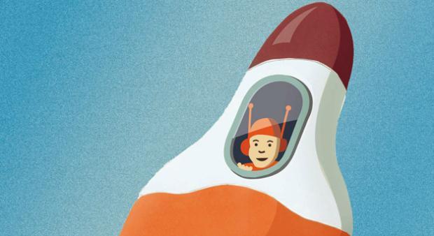 Kindermuseum: Wenn das Raketenglacé abhebt