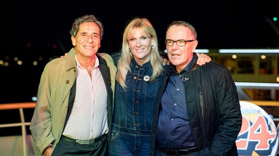 40 Jahre Radio 24: Rauschendes Fest mit prominenten Gästen