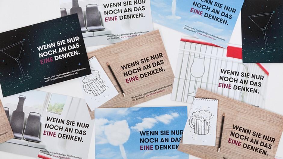 Freicom: Re-Branding und neuer Auftritt für Forel Klinik