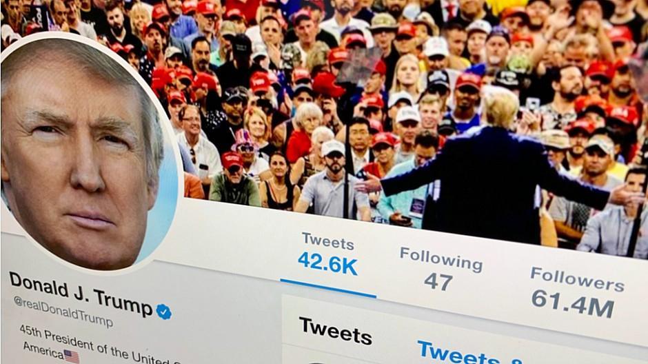 Twitter: Regelverstösse von Politikern im Visier