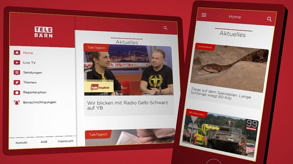 AZ Medien TV: Zwei Regionalsender für die Hosentasche