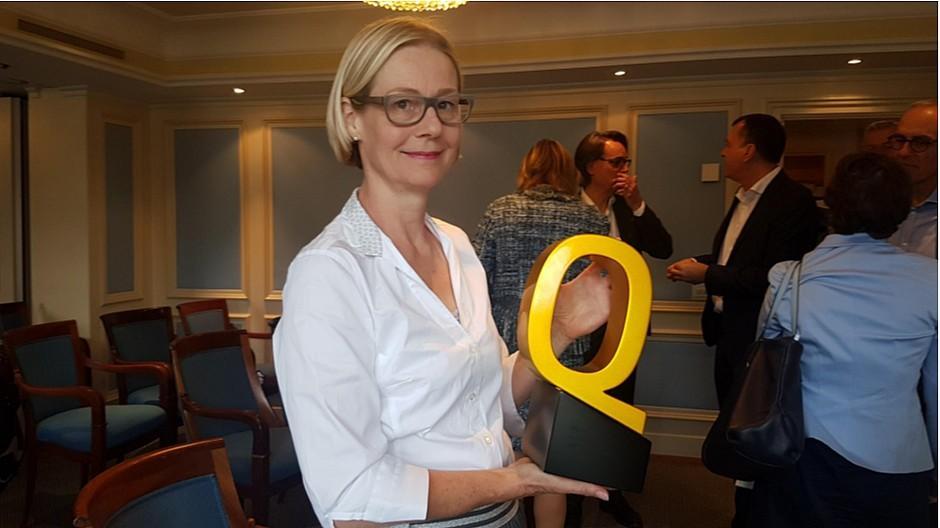 Medienqualitätsrating: «Rendez-vous» holt das goldene Q