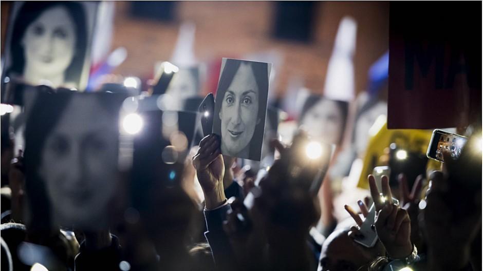 Journalistinnenmord in Malta: Reporter ohne Grenzen klagt in Frankreich