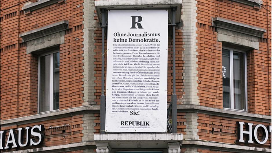 Presserat: Republik hat Beleg unzulässig abgeändert