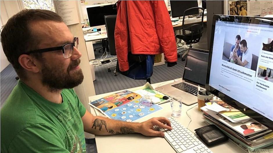 Migros: Reto Vogt wird Redaktionsleiter Intranet