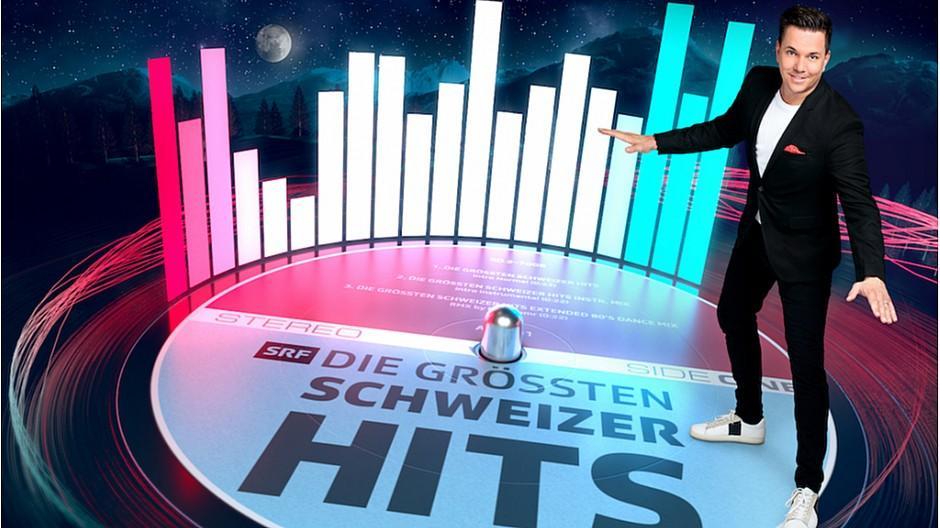 SRF: Revival der «grössten Schweizer Hits»