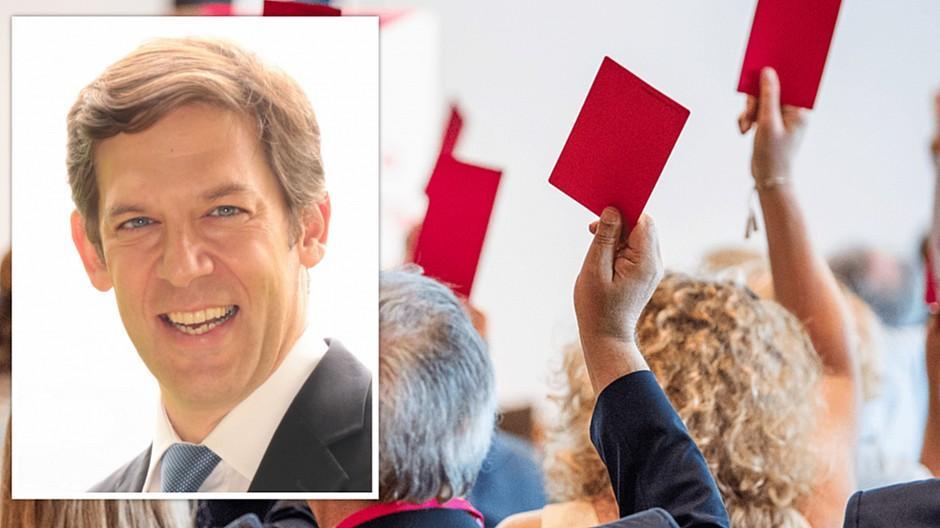 SwissFoundations: Richard Brogle übernimmt die Geschäftsführung