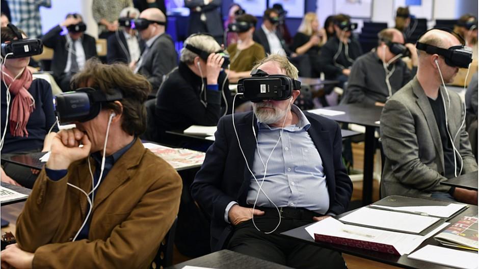 Medienkonferenz 4.0: Ringier setzt auf Virtual Reality