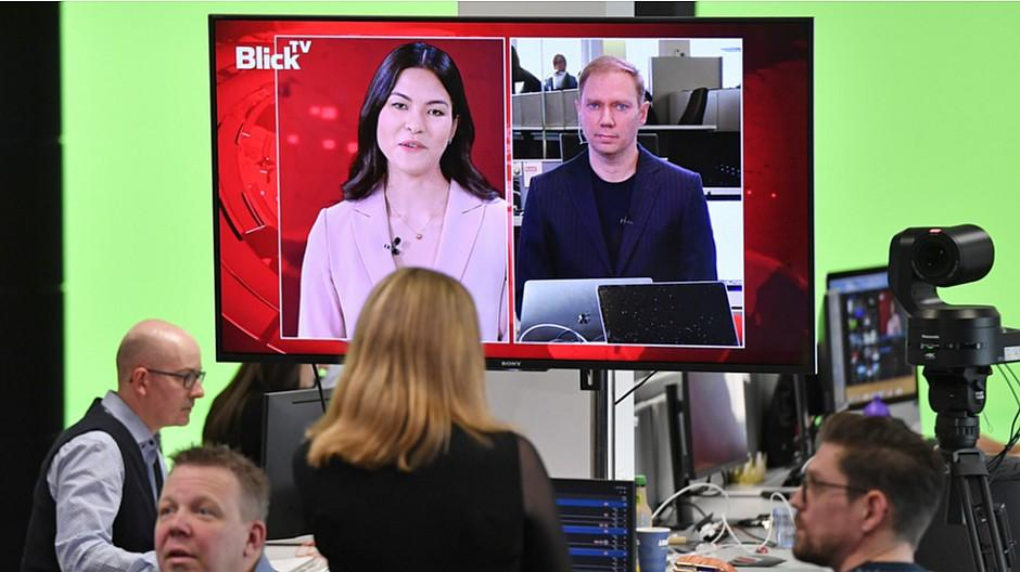 Neue Pläne: Ringier will mehr Sport auf Blick TV