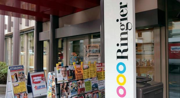 Ringier: Medienhaus erwägt Klage gegen SDA