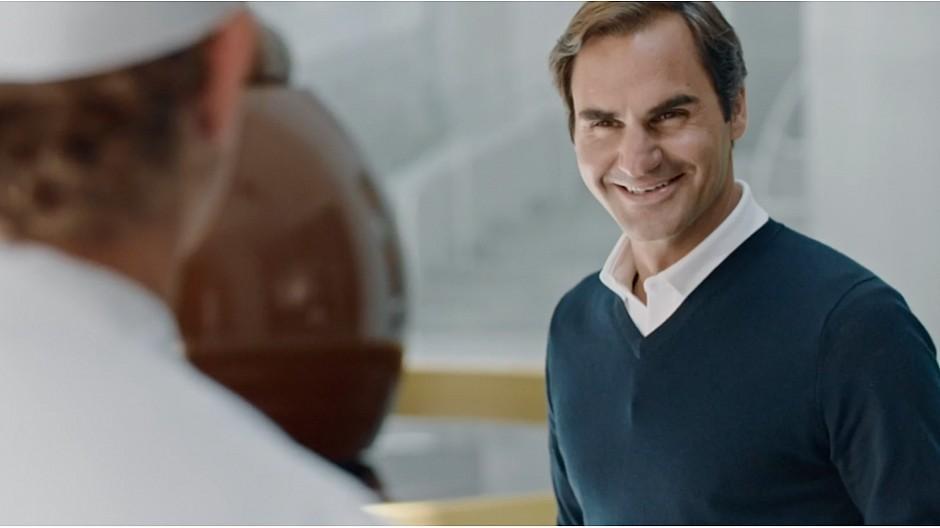 Shining Film: Roger Federer erscheint zu früh