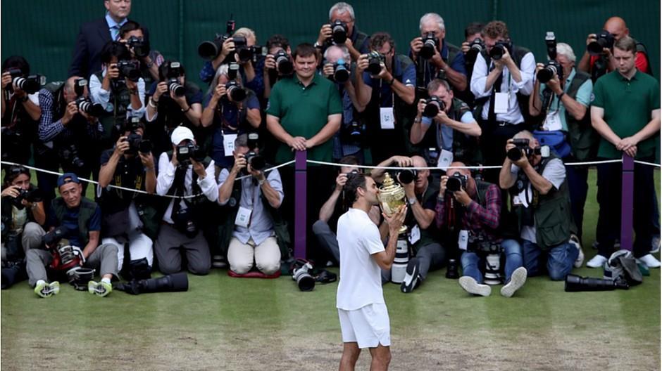 Presseschau: Roger Federer ganz vorne