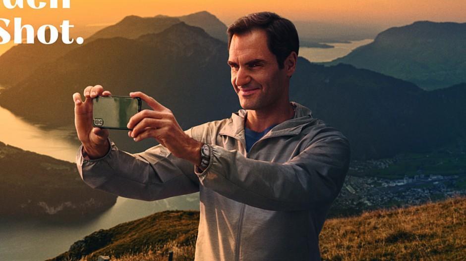 Neuer Markenbotschafter: Roger Federer im Team mit Schweiz Tourismus