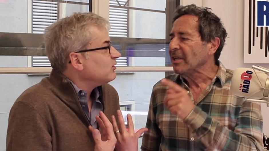 Radio 1: Roger Schawinski bricht Sendung ab