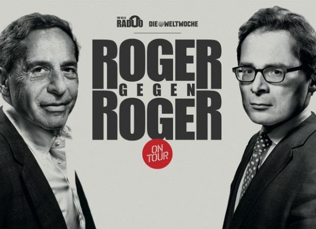 """Radio 1: Aus für die Sendung """"Roger gegen Roger"""""""