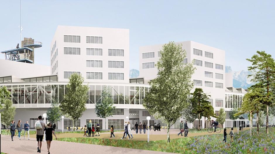 SRG: RTS erhält 2025 neues Gebäude in Ecublens