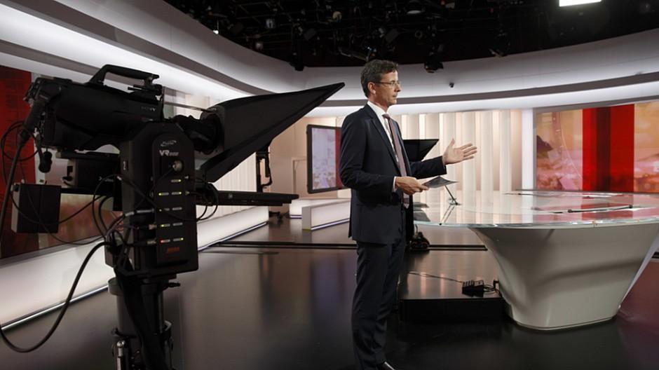 SRG: RTS-Newsabteilung zieht nach Lausanne