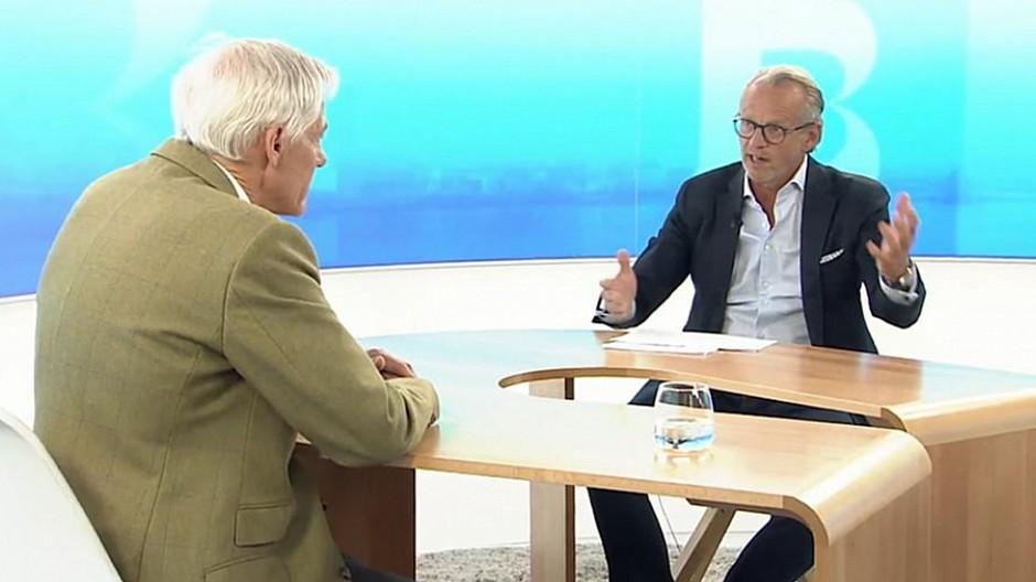 Telebasel: Rüffel für CEO Michael Bornhäusser