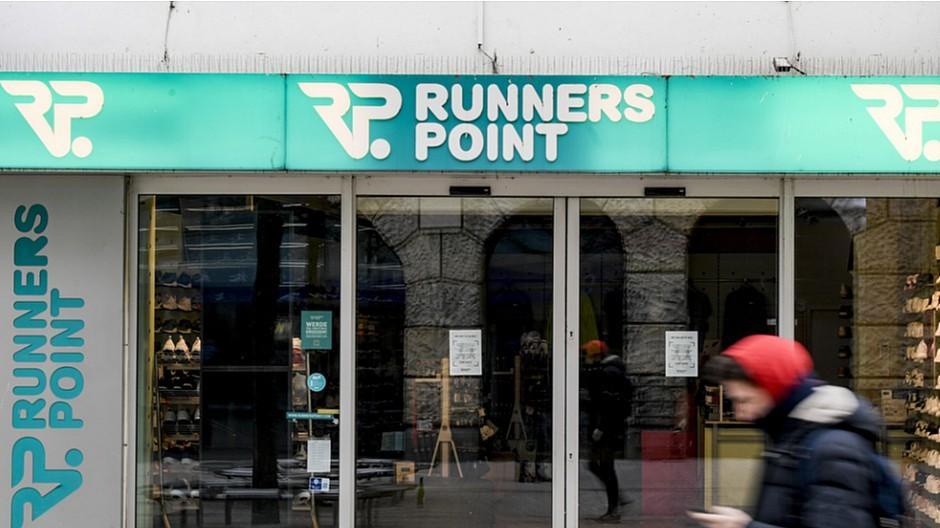 Foot Locker: Runners Point verschwindet vom Markt