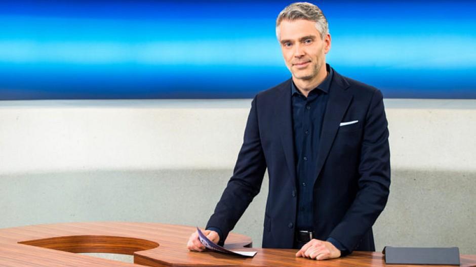 SRF: Sandro Brotz wird «Arena»-Moderator