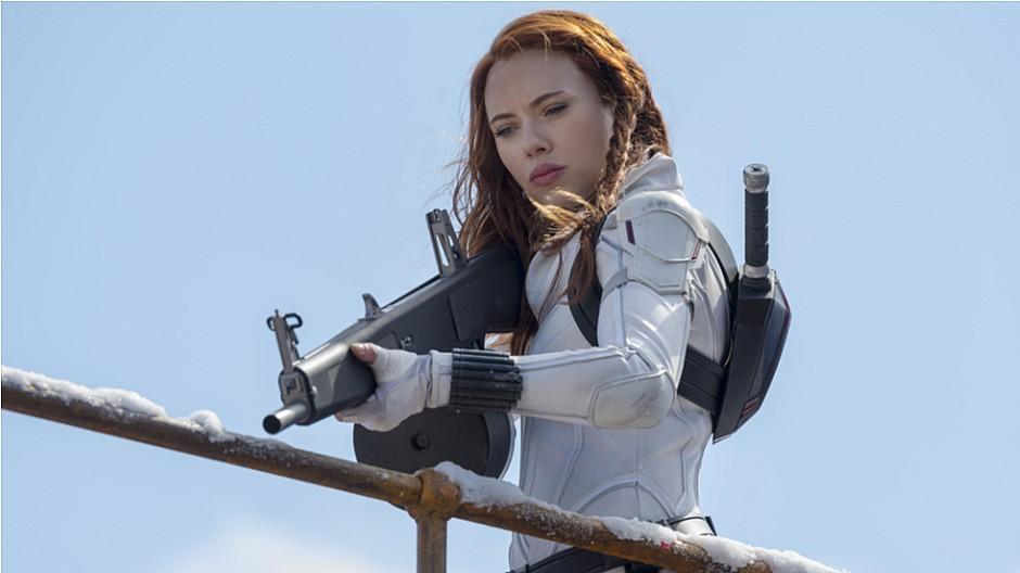 Black Widow: Scarlett Johansson verklagt Disney
