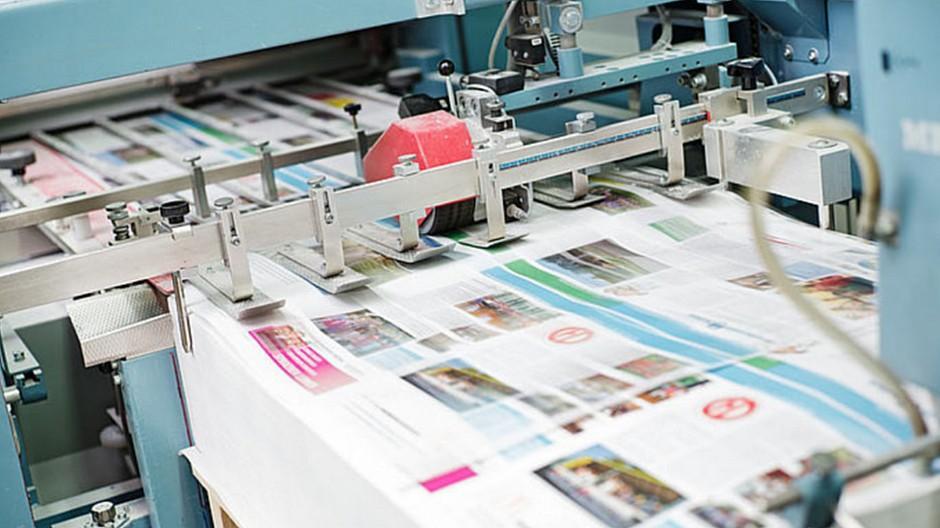 Druckereiübernahme: Schellenberg beteiligt sich an Effingermedien