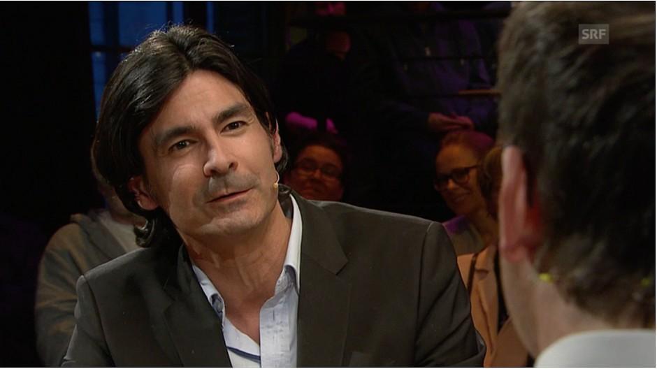 Daniel Binswanger vs. René Scheu: Bissiges Duell bei «Sternstunde Philosophie»