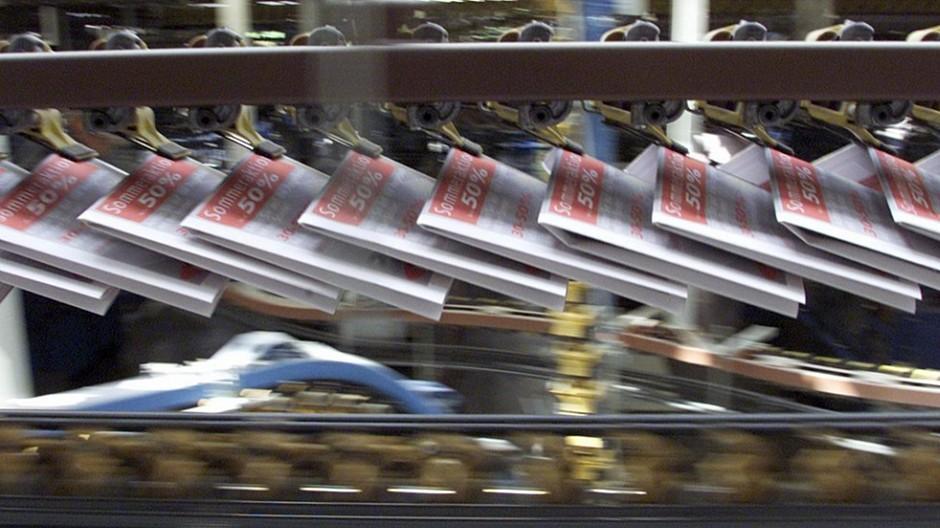 Druckerei Adligenswil: Schliessung ist definitiv – 172 Stellen werden gestrichen