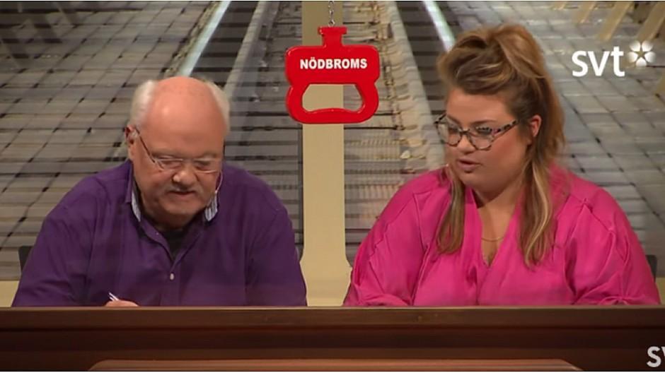 SRF: Schwedische Uralt-Sendung im Test