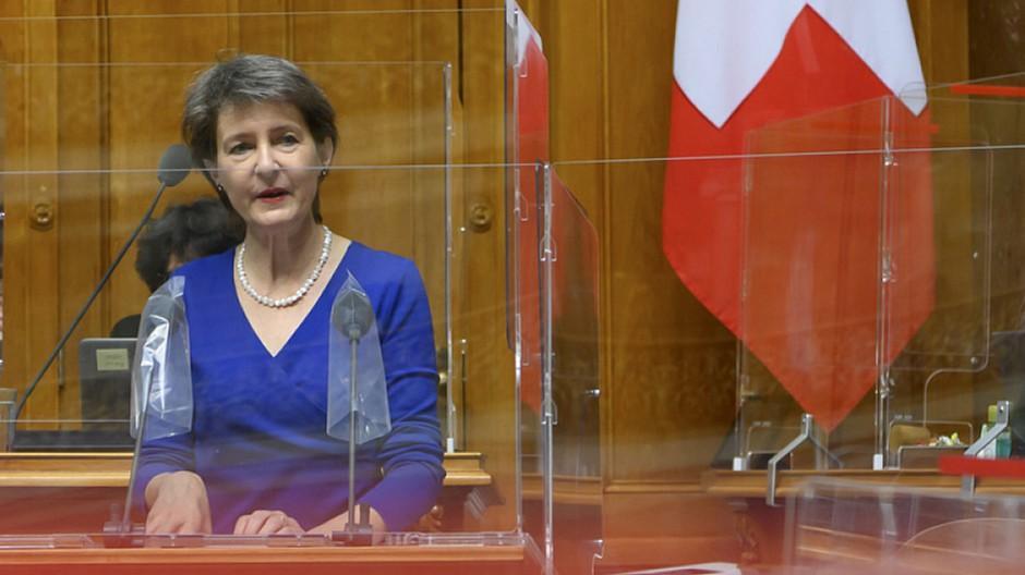 Schutz von Medienschaffenden: Schweiz will nationalen Aktionsplan