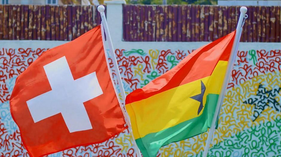 1. August: Schweizer Botschaft in Ghana produziert Video