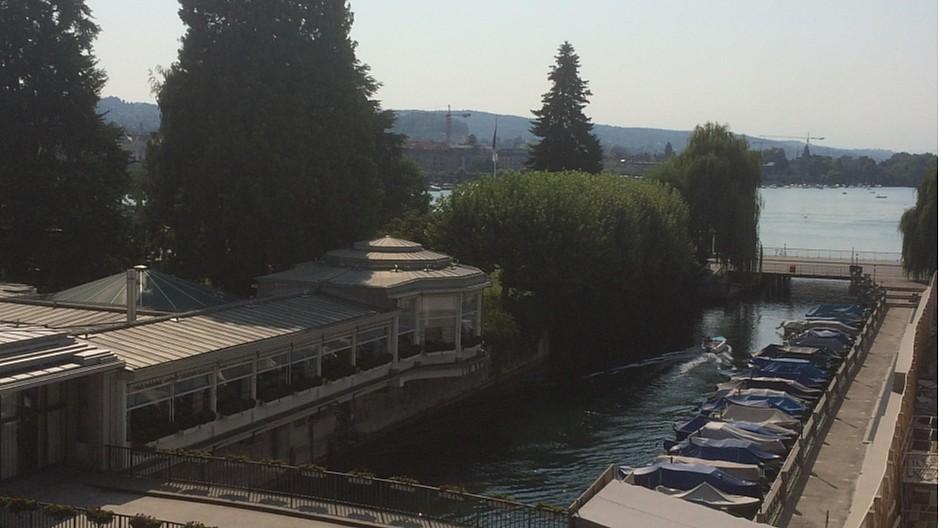 Die Zeit: Schweizer Büro hat eine neue Bleibe