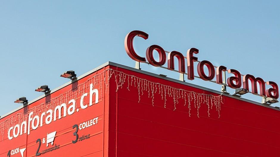 Conforama: Schweizer Investoren kaufen Einrichtungshaus