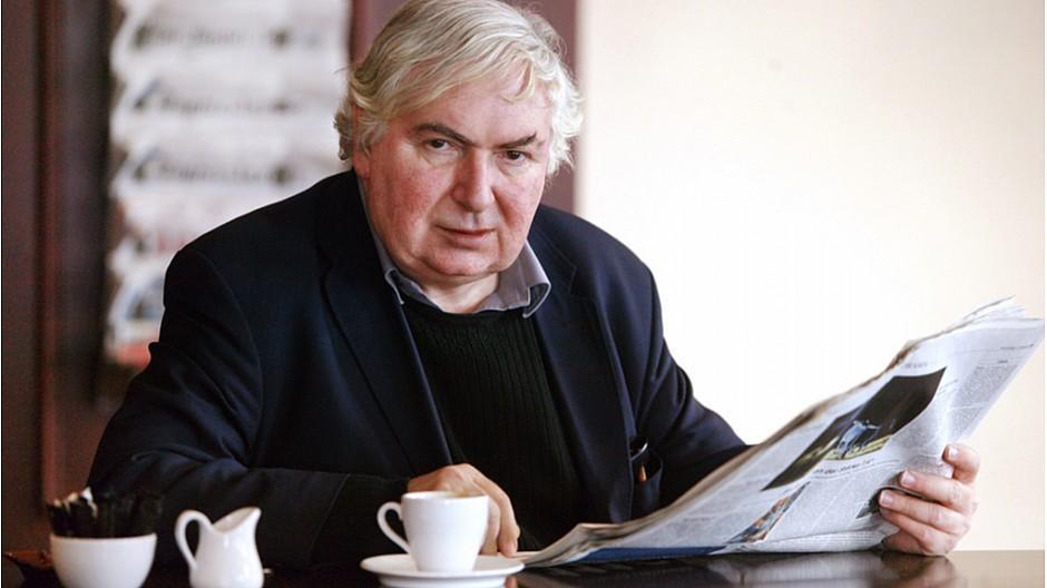 Jürg Ramspeck: Schweizer Journalist 81-jährig verstorben