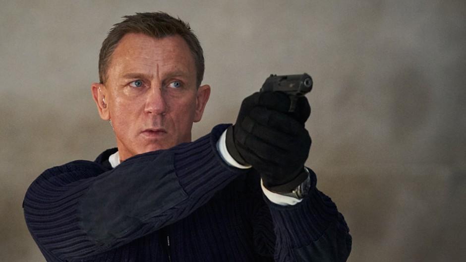 Neuer Bond-Film: Schweizer Premiere am Zurich Film Festival