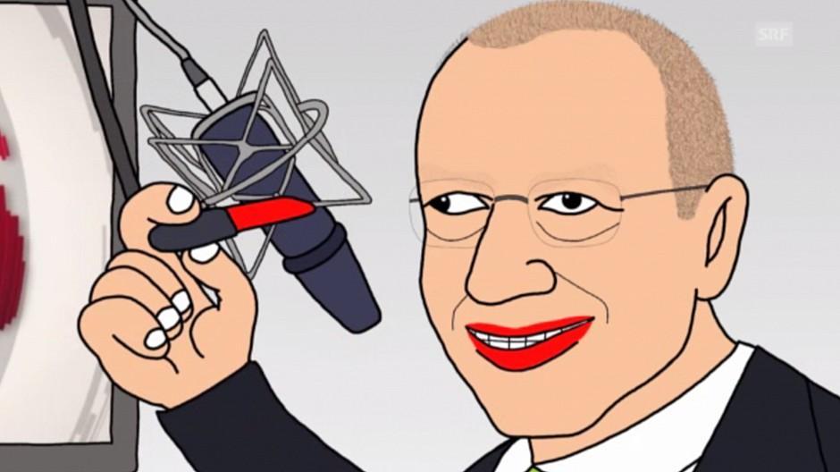 Arthur Honegger: Seine Lippen beschäftigen auch «Roger de Weck»