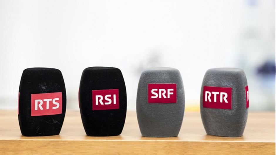 SRG: Seit zehn Jahren kein neues Programm in Betrieb