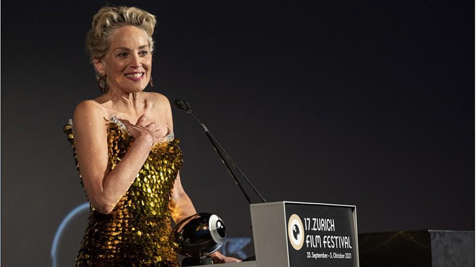 17. Zurich Film Festival: Sharon Stone wird ausgezeichnet