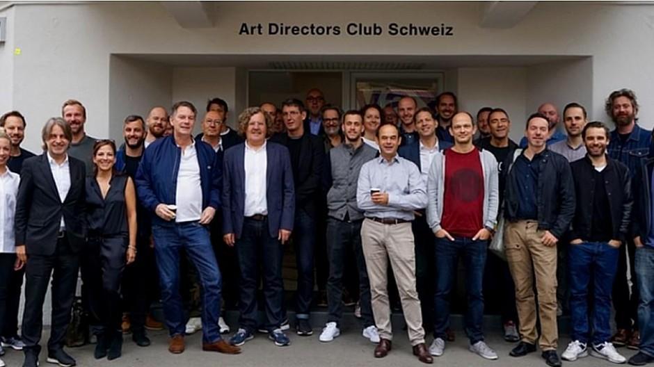 ADC Switzerland: Sieben Männer aufgenommen