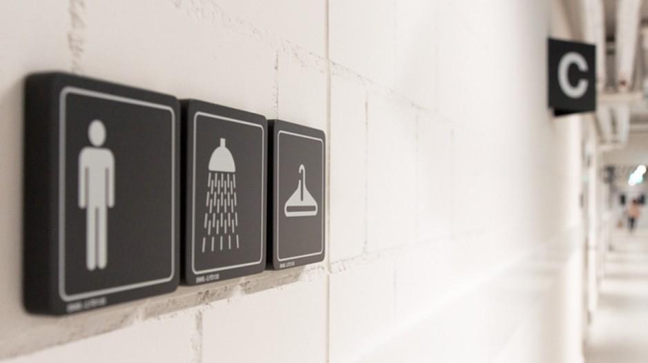 Evoq: Signaletik für SBB-Neubau in Bern