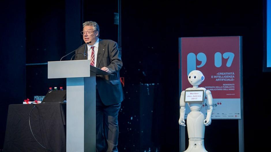 Tag der Werbung: Sind Roboter bald die besseren Werber?