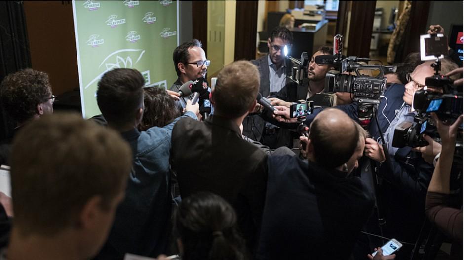 Bundesratswahlen 2018: So berichten die Medien aus Bern