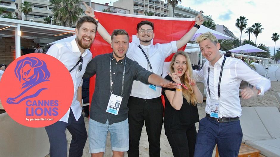 Cannes Lions 2019: So feiern die Schweizer am Plage du Midi
