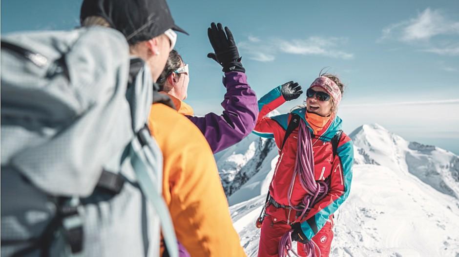 Schweiz Tourismus: So kommen Frauen ganz nach oben