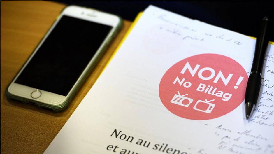 No Billag: So läuft die Debatte auf Social Media