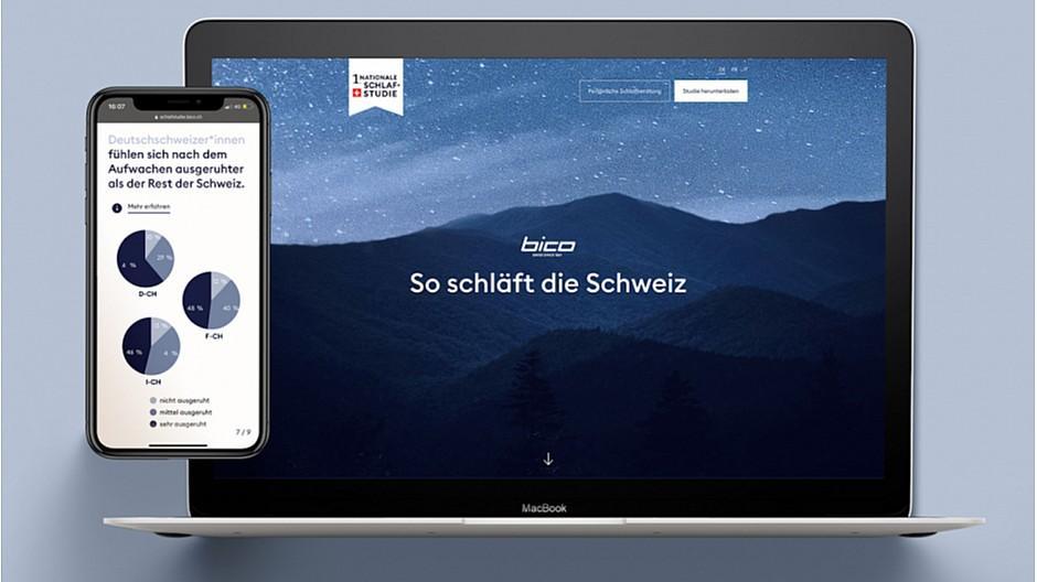 Stuiq: So schläft die Schweiz