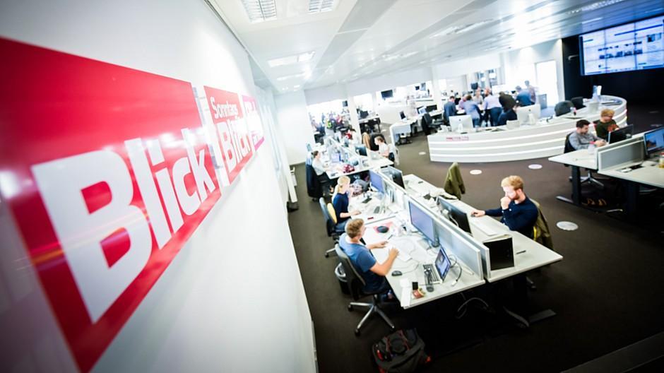 Ringier: Software hilft Journalisten beim Storytelling